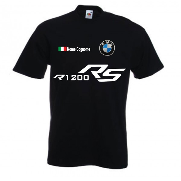 Bmw T Shirt R1200rs R 1200 Rs Schwarz Polo Sweatshirt